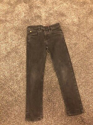Matalan Black Boys Jeans 8 Years