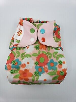 Bumgenius One Size OS Cloth Diaper Flip Cover - Limited Edition Maathai