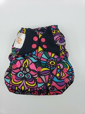 Bumgenius One Size OS Cloth Diaper Flip Cover  Limited Edition Piccadilly Circus
