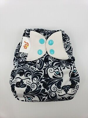 Bumgenius One Size OS Cloth Diaper Flip Cover  Limited Edition Martin