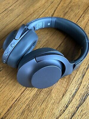 Sony WH-H900N Over-Ear Bluetooth Wireless Headphones - Black
