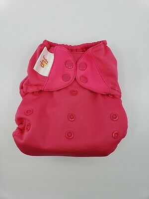 Bumgenius One Size OS Cloth Diaper Flip Cover -Countess - Pink