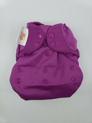 Bumgenius One Size OS Cloth Diaper Flip Cover -Dazzle - Purple