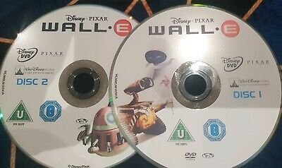 Wall-E 2-Disc Special Edition Set DVD Disney Pixar