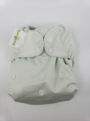 Bumgenius One Size OS Cloth Diaper 4.0 pocket - Sweet Light green
