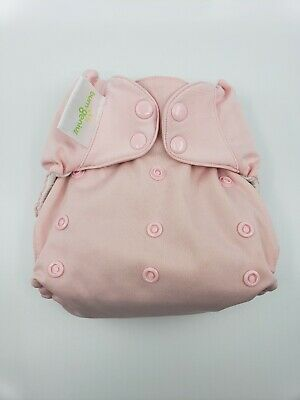 Bumgenius One Size OS Cloth Diaper 4.0 pocket - Blossom light pink