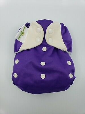 Bumgenius One Size OS Cloth Diaper 4.0 pocket - Oops purple