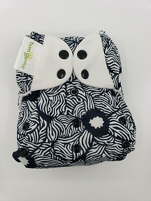 Bumgenius One Size OS Cloth Diaper 4.0 pocket - Limited edition print Osa