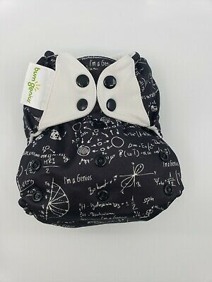 Bumgenius One Size OS Cloth Diaper 4.0 pocket - Limited edition print Albert