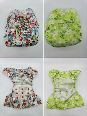 Cloth Diaper Lot. 2 One size covers in excellent condition!