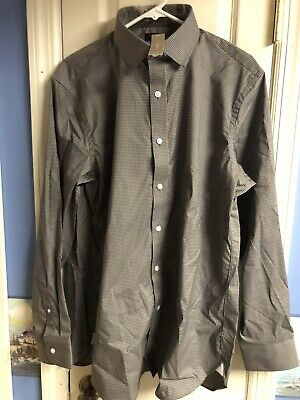 J.crew Ludlow Mens Long Sleeve Shirt Size New With Tags Nwt