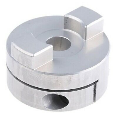 Huco OLDHAM COUPLING 41.3mm Outside Diameter, Clamp Style- 10mm, 12mm Or 12.7mm