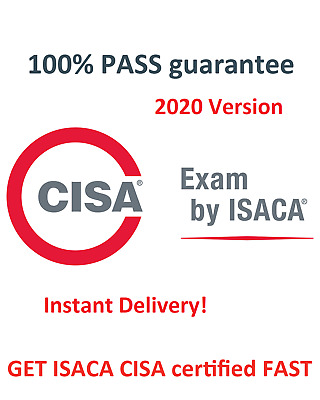 ISACA CISA Certified Information Systems Auditor exam dumps Q&A + simulator 📩⚡
