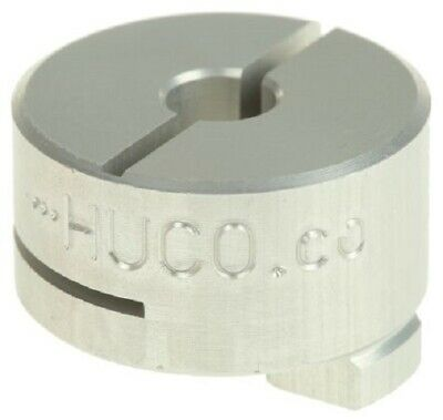 Huco OLDHAM COUPLING 19.1mm Outside Diameter, 5mm Bore, Clamp Style