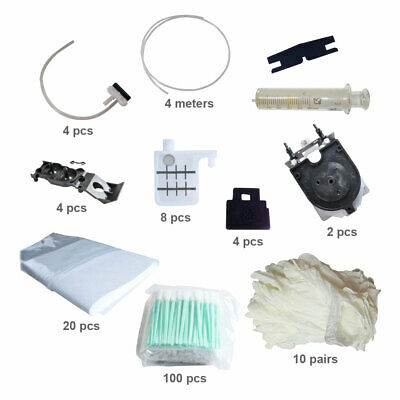 Cleaning Maintenance Kit Tool for Roland RS-540 / RS-640 Printer
