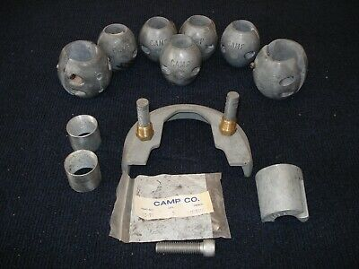 marine new old stock zinc anodes collar and more types