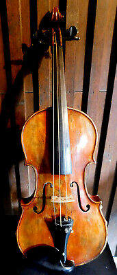 Old violin, Calvarola,1757 fiddle, violon, italian Geige, 小提琴 ヴァイオリン , 4/4,