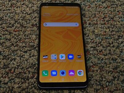 LG Stylo 4 - 32GB - Black (Boost Mobile) Very Good Condition - Financed Esn