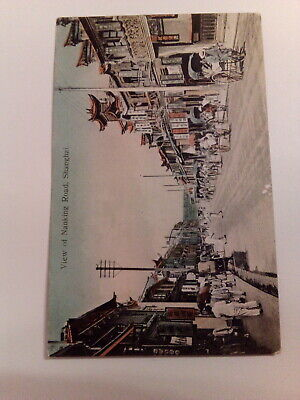 Post card Shanghai 1910