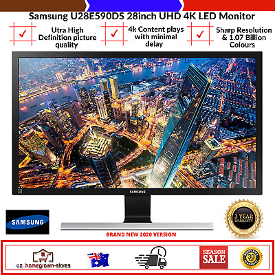 Samsung U28E590DS 28inch UHD 4K LED Monitor