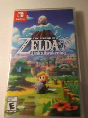 The Legend of Zelda: Link's Awakening(Nintendo Switch)