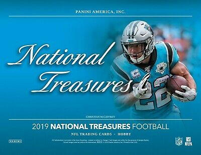 "Ed ""Too Tall"" Jones 2019 NATIONAL TREASURES 4BOX PLAYER CASE BREAK #1"