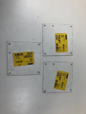 Hoffman Enclosures A6P6SS 55560 Panel Only