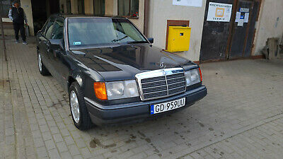 Mercedes-Benz W124 250D Youngtimer 240000Km - Alles orginal