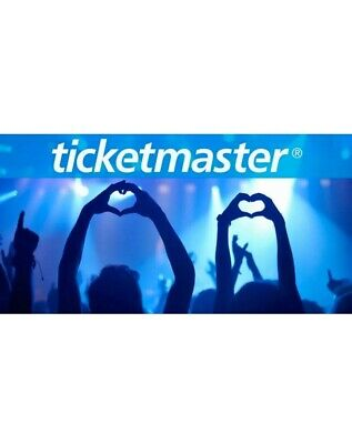 TicketMaster 50$ Gift Card 30% OFF [EMAIL/PHYSICAL DELIVERY] READ DESCRIPTION