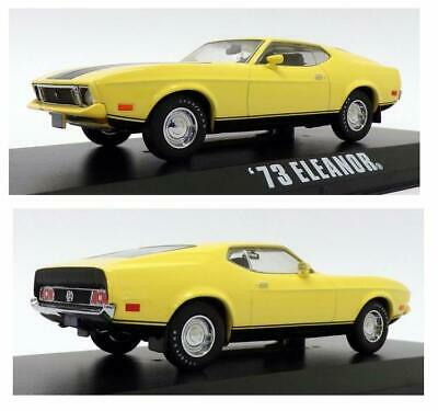 FORD MUSTANG MACH 1 ELEANOR 1973 60 Secondes Chrono GREENLIGHT 1/43