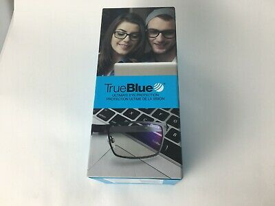 TrueBlue  Associate Eyewear Ultimate Eye Protection Computer Gaming Glasses
