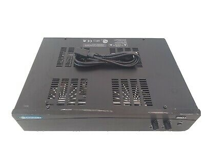 Crown 280A 2 Channel Professional Power Amplifier Amp w/ Power Cord
