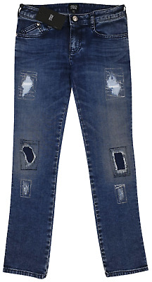 NEW Emporio Armani Junior RRP £199 Designer AGE 10 YEARS boys Jeans Pants A320