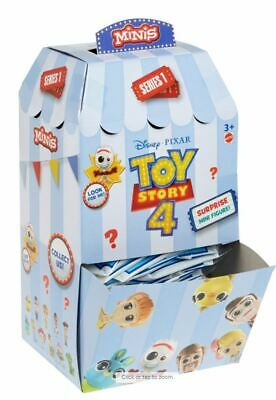Disney Pixar Toy Story 4 Minis Series 1, 2 & 3 Figures - 14 TO CHOOSE FROM!