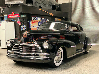 1948 Chev Stylemaster Coupe Chop Top Hot Rod