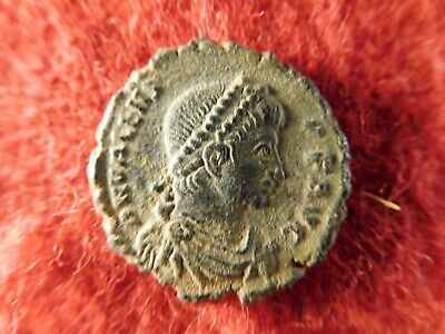 Roman Coin - Guaranteed Ancient and Authentic - Valens 364-378 AD (20T3)