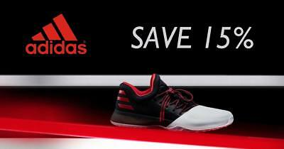 15% OFF Adidas Promo Coupon Code Exp. 5/31/20 OnIine Only