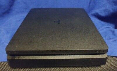 Sony PlayStation 4 Slim 1TB Game Console - Black (CUH2015B) PS4 , Console Only