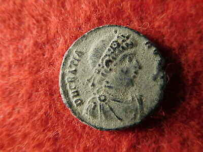 Roman Coin - Guaranteed Ancient and Authentic - Gratian 367-383 AD (20T47)