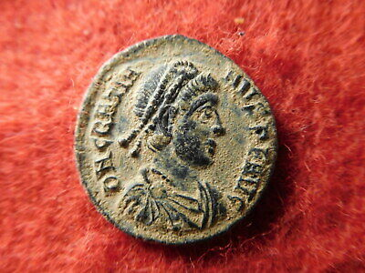 Roman Coin - Guaranteed Ancient and Authentic - Gratian 367-383 AD (20T53)