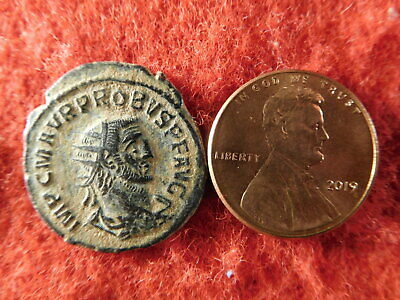 Roman Coin -Guaranteed Ancient and Authentic - Probus 276-282 AD (20T118)