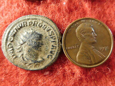Roman Coin -Guaranteed Ancient and Authentic - Probus 276-282 AD (20T123)