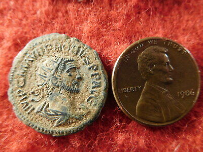 Roman Coin -Guaranteed Ancient and Authentic - Probus 276-282 AD (20T128)