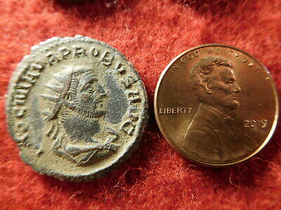 Roman Coin -Guaranteed Ancient and Authentic - Probus 276-282 AD (20T132)