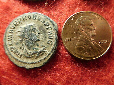 Roman Coin -Guaranteed Ancient and Authentic - Probus 276-282 AD (20T136)