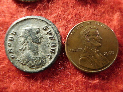 Roman Coin -Guaranteed Ancient and Authentic - Probus 276-282 AD (20T137)
