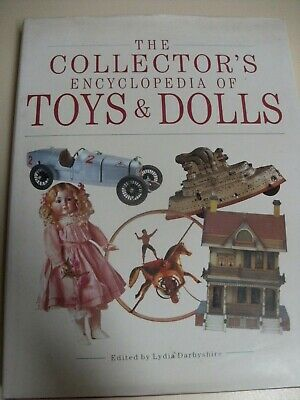 The Collector's Encyclopedia of TOYS & DOLLS