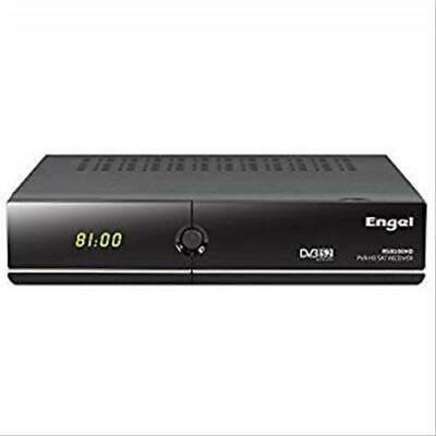 Receptor Engel RS8100Y PVR USB HDMI WIFI/ETH