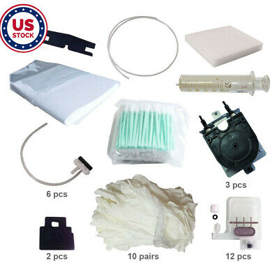 US Stock Cleaning Maintenance Kit Tool for Roland XC-540 / SJ-1045EX / LEC-540