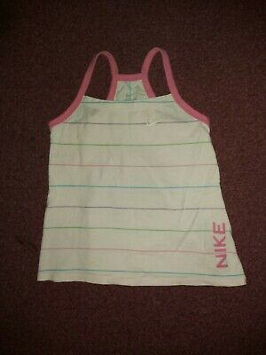 Girls Nike Vest Top Size Small